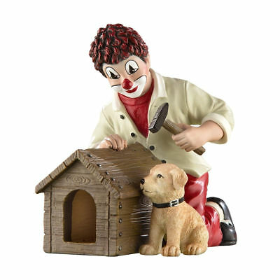 Gilde Clown handbemalter Gildeclown Hundehütte SONDEREDITION 10248