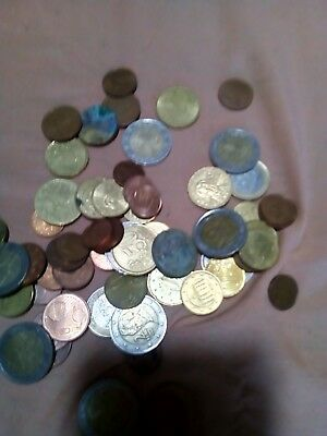 Euro coins lot of current face value 23.00 Euro  lotsep4638
