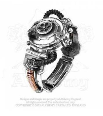 Alchemy - EER Steam-powered Entropy Calibrator - Wrist Watch