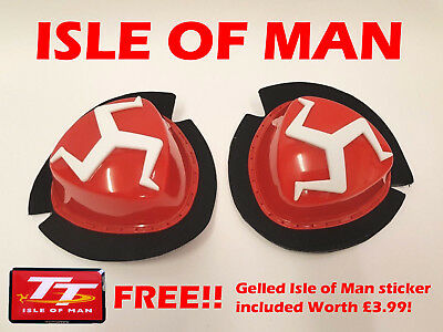 Oxford Isle of Man Knee Sliders Manx