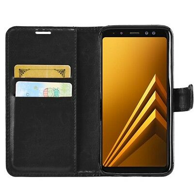 BRAND NEW Wallet Flip Case Leather PU Magnetic Book Cover for Samsung Galaxy