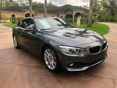 4-Series 428i 2014 BMW 428i Automatic 2-Door Coupe