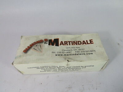 "Martindale BRSRX20MH Brush Seater Stone 8x3x2"" ! WOW !"