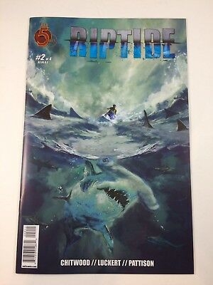 Riptide #2 Red 5 HTF Chitwood Luckert NM