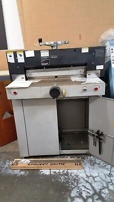 Horizon PC-64 Power-Operated Paper Cutter