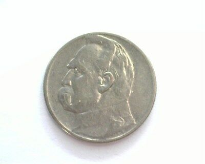 Poland 1934 2 Zlote Choice About Uncirculated