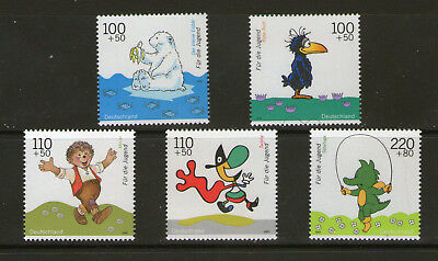 1999 Germany set.   Cat. Val. £14.75.     99p ask.
