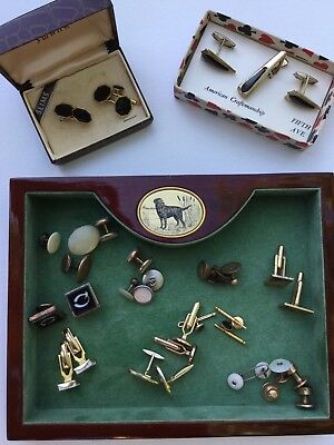 Collection of Antique and Vintage Cufflinks