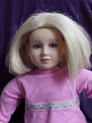 "My Twinn Doll 23"" Short Bob Blonde Girl from 2003"