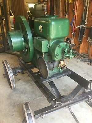 Hercules Economy  5 HP hit and miss engine