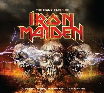 Various - Many Faces Of Iron Maiden CD (3) Music Brok NEW