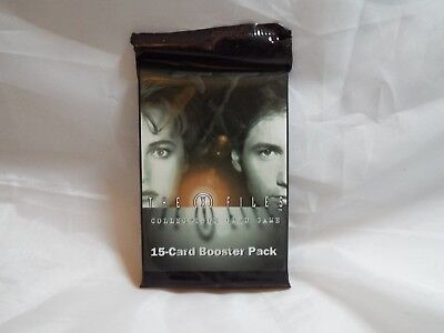 X-Files Ccg Sealed Booster Pack