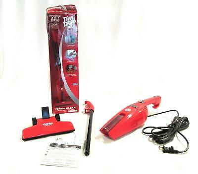 Dirt Devil 3 In 1 Vacuum Cleaner Sd20020fdi 1680 Picclick Uk