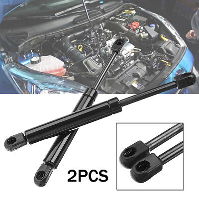 2Pcs Front Bonnet Hood Gas Lift Struts Support Spring Shocks For FORD MONDEO MK3