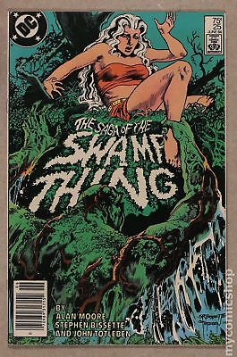 Swamp Thing (2nd Series) #25 1984 VF 8.0