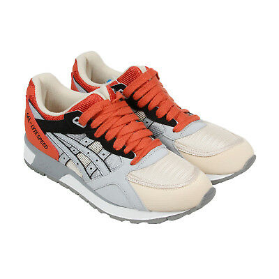 Asics Gel Lyte Speed Mens Gray Textile Athletics Training Shoes 10
