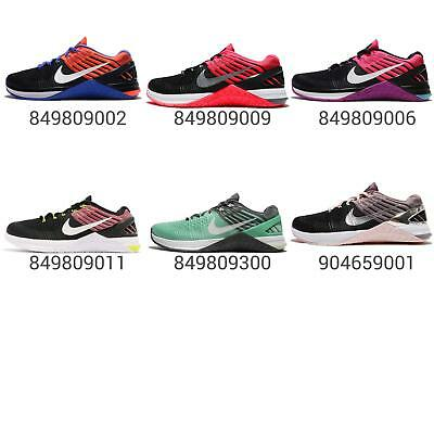 release date a3a1e 57a52 Wmns Nike Metcon DSX Flyknit Womens Gym CrossFit Cross Training Shoes Pick 1