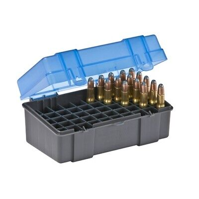 Plano 122850 Small Rifle Ammo Case Holds 50 Rounds of 22-250/.30-30/.32/.233