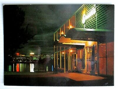 Postcard - Adelaide Night View Ernest's Restaurant  - Postage $1.50