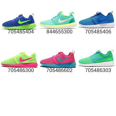 c724fee6eb8a8 Nike Roshe One GS   SE   Flight Weight Womens Youth Kids Running Shoes Pick  1
