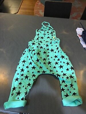 Rock Your Baby Unisex Playsuit size 5Yrs NWT