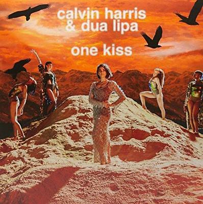 "Calvin Harris And Dua Lipa - One Kiss (NEW 12"" VINYL SINGLE)"