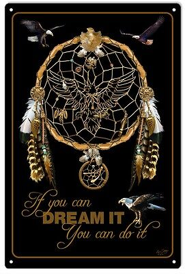 Native American Dreamcatchers Indian Art Sign