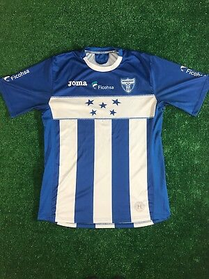 quality design db52e 68312 JOMA HONDURAS HOME Football Shirt Soccer Jersey SIZE ADULT CXL Replica