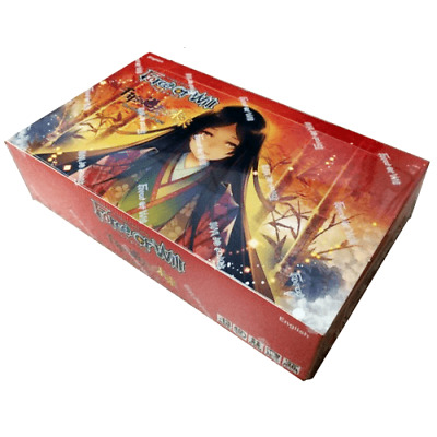 Force of Will FOW TCG The Millennia of Ages SEALED Booster Box
