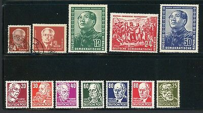 Germany Area Selections: Small Assortment #40 - SEE SCAN - $$$