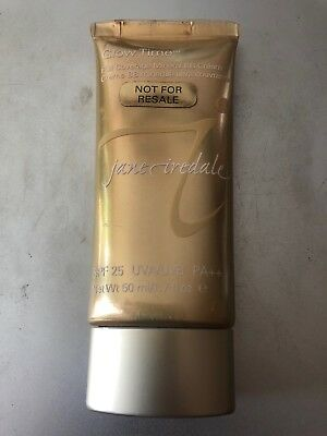 NEW Jane Iredale Glow Time Full Coverage Mineral BB Cream UVA/UVB SPF25 50ml