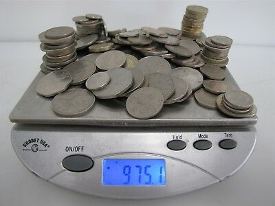 975.1 g (2.149 lbs) Pounds Sterling Coin Lot New Pence