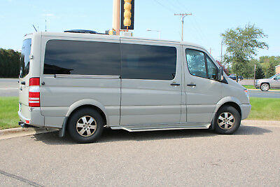 2011 Mercedes-Benz Sprinter Hand-rubbed burled wood 2011 mercedes-benz sprinter 2500 base 3.0l