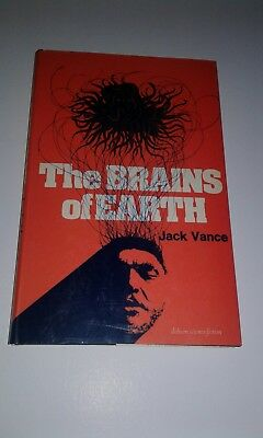 The Brains Of Earth Jack Vance