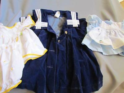 Vintage Baby Clothes R-Gee Baby Togs