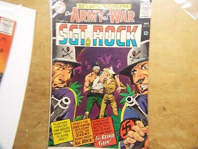 Our Army at War COMICS BOOK #159 VF- NM