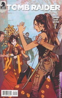 Tomb Raider (Dark Horse) #12 2017 VF Stock Image