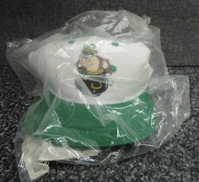 Looney Tunes Taz Tasmanian Devil Baseball Cap Snapback New With Tags 1997