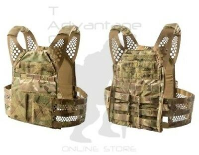 Eagle Industries Tactical (ULV) MOLLE Armor Low Vis Plate Carrier- mutlicam S-XL