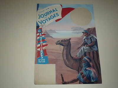 [DRAWING PRESS BD] MARCEL THIERRY Art Deco GOUACHE ORIGINAL Sahara Legionnaire