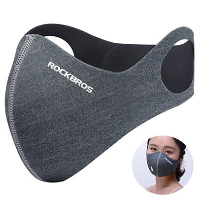 ROCKBROS Outdoor Cycling Sports Anti-dust Neoprene Hanging Ear Masks