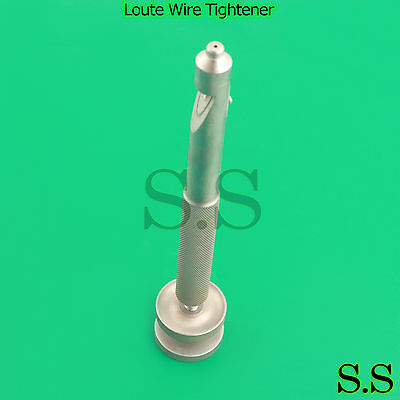 "Loute Wire Tightener 8"" Surgical Orthopedic Instruments"