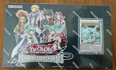 Yu-Gi-Oh! 5 ds : 5D's Legendary Collection / Deutsch / SEALED!! NEU!!! TOP! 5'ds