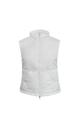 NIKE ALLURE WOMENS Down White Vest Bodywarmer Gilet 336984 100 CC22 ... 5640371e8131