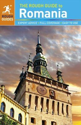 The Rough Guide to Romania by Rough Guides 9780241249451 (Paperback, 2016)