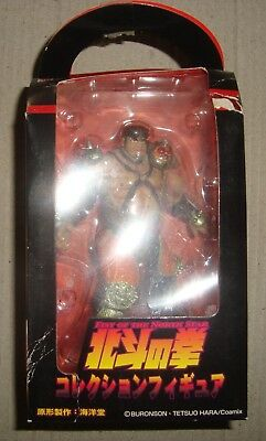 Filme & Dvds Fist Of The North Star Movie Trading Figure Collection Part 1 Shu 11cm Neu+ovp