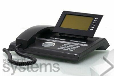 Siemens Unify OpenStage 40 SIP VoIP Telefon Business Systemtelefon lava
