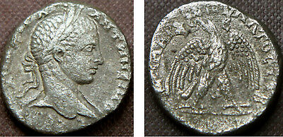 ELAGABALUS - TETRADRACHM of ANTIOCH