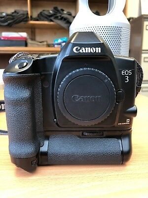 Canon EOS 3 35mm SLR Film Camera Body Only
