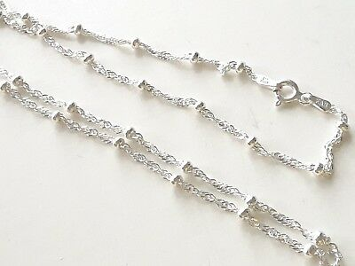 Giani Bernini Necklace Sterling Silver New Over Stock With Tags SA344618